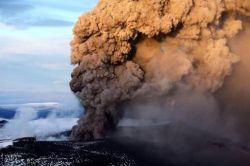 Sopka Eyjafjallajökull 2010